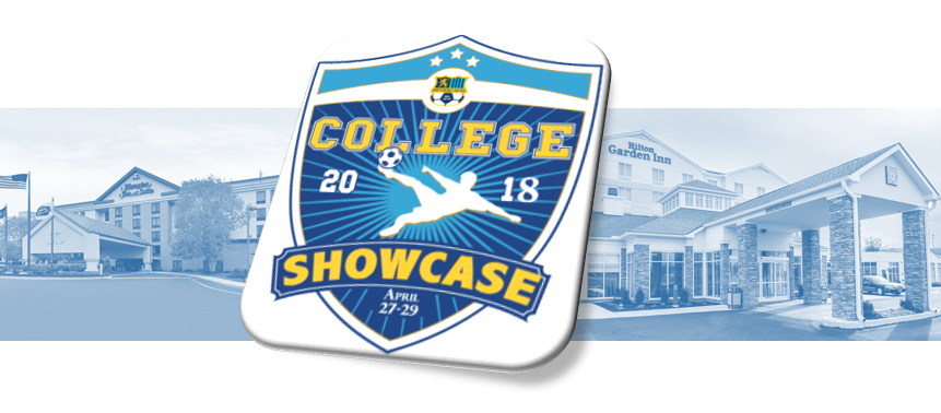 2018 College Showcase - Hotel Accomodations